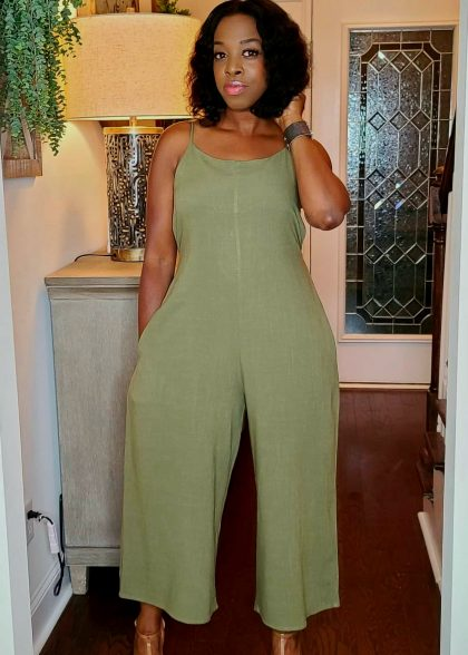 High Tone Fashion Ready to Wear Summer Breeze Jumpsuit